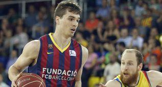 Misterio en el Barcelona: ¿Por qué no juega Mario Hezonja?