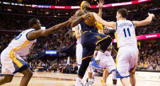 Cleveland, la experiencia; los Warriors, la frescura de piernas