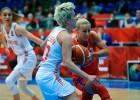Serbia y Bielorrusia, duelo en la primera semifinal