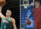 Porzingis y Hezonja lideran la camada europea en el draft