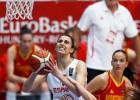 España sufre, pero se jugará las semifinales ante Francia