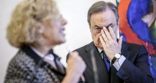 Cuando Florentino Pérez fijó la mirada en Manuela Carmena
