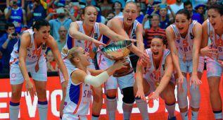 Serbia, campeona de Europa
