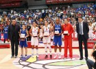 Alba Torrens, en el Cinco Ideal; Ana Dabovic, MVP del Euro
