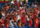 La Selección española llegará a Barajas a las 16:00 vía Berlín