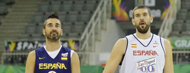 Sin Navarro, Scariolo da hoy la lista en espera de Marc Gasol