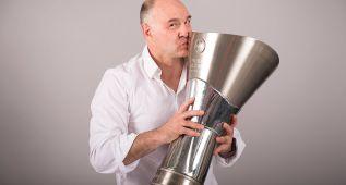 Pablo Laso elegido mejor entrenador del año en la Euroliga