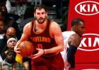 """Kevin Love (110 millones por 5 años): """"Vuelvo a Cleveland"""""""
