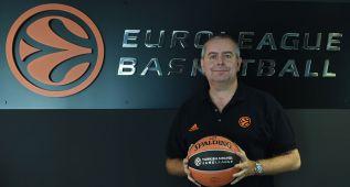 Richard Stokes, nuevo director de arbitraje de la Euroliga