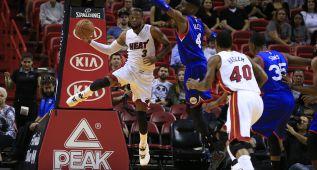 Dwyane Wade: otro año en los Heat a cambio de 20 millones