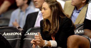 Histórico: Becky Hammon dirigirá a los Spurs en Las Vegas
