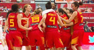 España se jugará el pase al Eurobasket con Suecia y Finlandia