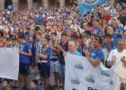 Multitudinaria manifestación en Ourense, que no se rinde