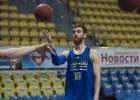 Víctor Claver no sigue en el Khimki y sale al mercado
