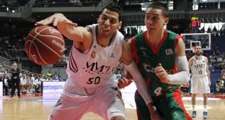 Salah Mejri no sigue en el Real Madrid: ¿destino NBA?