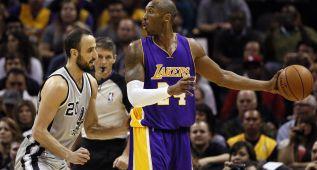 """Kobe acabará su carrera como alero: """"Confía en ello al 100%"""""""