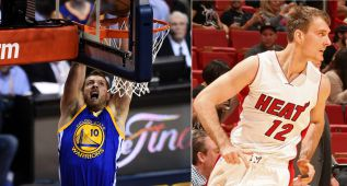 David Lee y Zoran Dragic jugarán en los Boston Celtics