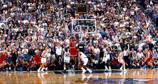 Subastan la última canasta en la que anotó Jordan con los Bulls
