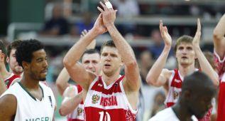 La FIBA expulsa a Rusia de las competiciones internacionales