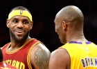 LeBron James alaba la carrera de Kobe Bryant en la NBA