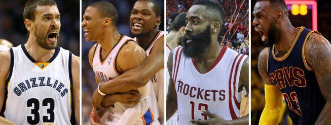¿Quién es el favorito para ser el próximo campeón de la NBA?