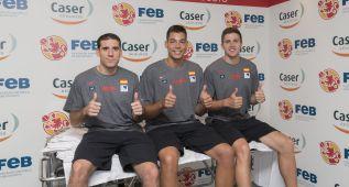 La Selección española se encuentra en plena forma