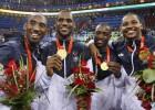 LeBron, Durant, Harden... EE UU ya piensa en el oro olímpico