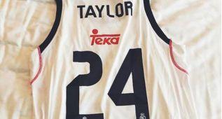 Taylor llevará el 24: su hermana cuelga una foto de la camiseta