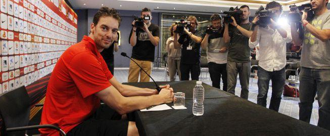 "Pau: ""No sé si será mi último Eurobasket; espero que no"""