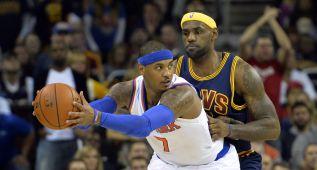 """""""Carmelo Anthony podría hacer lo mismo que LeBron James"""""""