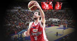 Drake Diener, un MVP de la Lega italiana para el CAI Zaragoza
