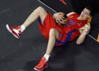Sasha Kaun, de la retirada a fortalecer a los Cavs de LeBron