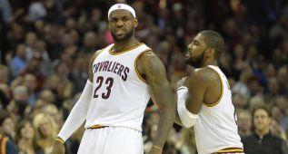 El plan de los Cavs: restringir los minutos de LeBron e Irving