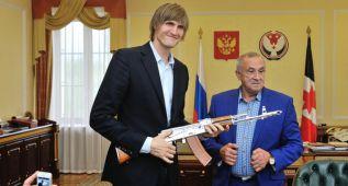 Kirilenko, nuevo presidente de la federación rusa de baloncesto