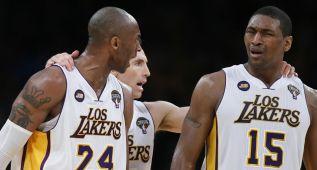 Metta World Peace podría regresar a... Los Angeles Lakers