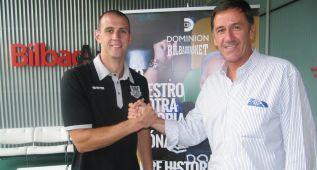 """Ruoff espera aportar juego """"físico y versátil"""" al Bilbao Basket"""