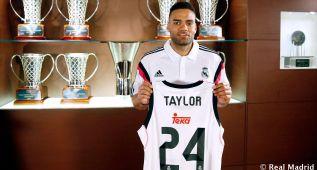 El Madrid anuncia el fichaje del alero sueco NBA Jeff Taylor