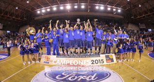 Vuelve el baloncesto a Burgos: la FEB inscribe al San Pablo