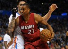 Guerra en Twitter entre Green y Whiteside por el 'small ball'