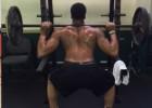 Anthony Davis mete miedo y gana 5'5 kilos de músculo