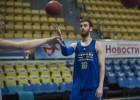 Claver no jugará en España: ficha por el Lokomotiv Kuban