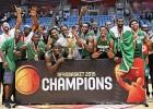 La Nigeria del azulgrana Lawal, campeona del Afrobasket 2015