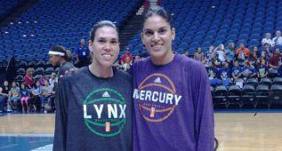 Cruz se 'venga' de Xargay en su segundo duelo en la WNBA