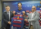 """Pau Ribas: """"Necesitaba estar en un equipo como el Barça"""""""