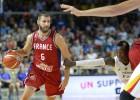 Collet se queda sin Antoine Diot para el Eurobasket