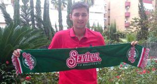 El Madrid cede al Sevilla a la perla rumana Emanuel Cate
