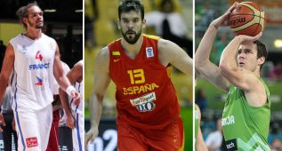 Los NBA sin Eurobasket: Marc, Dragic, Noah, Ricky, Ibaka...