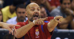 """Sasha Djordjevic, primer rival: """"España es un león herido"""""""