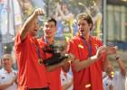 España lidera el medallero continental tras Lille