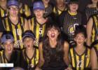 """Luces """"Basket Lover"""" en el CB Ciudad de Melilla"""